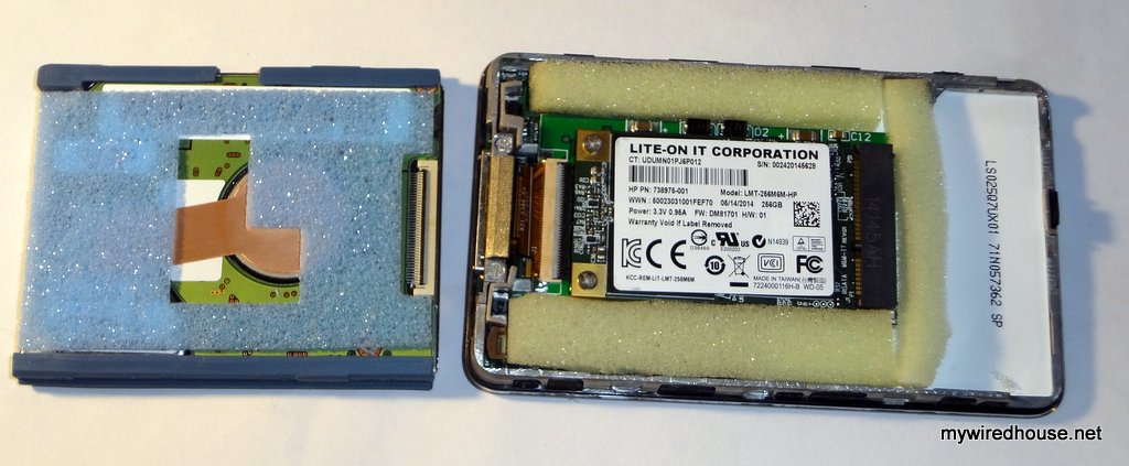 iPod 5th gen SSD upgrade - My Wired House